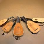日本リュート協会会員コンサート楽器写真1