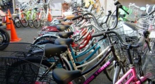 整骨院自転車