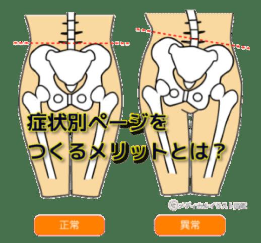 整骨院症状別ページ
