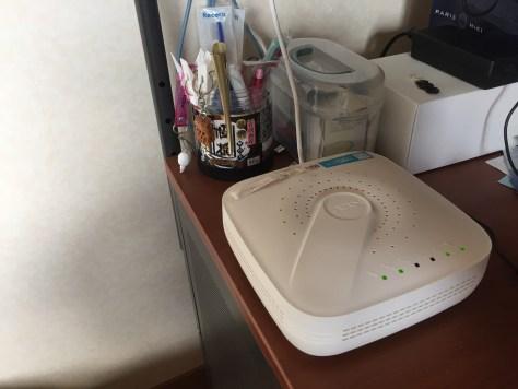 Wi-Fi機器