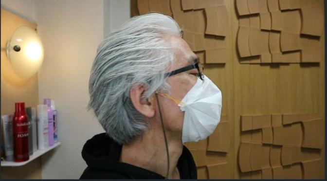 私YOUTUBER(ユーチューバー)になります!その18「手作りマスクの作り方をアップしてみた!」