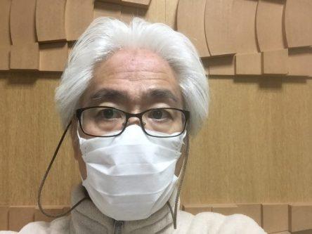 曇らないマスクの掛け方
