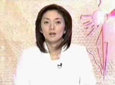 田代尚子アナウンサー