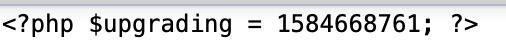 959914539528d94a4f0d9ef2393d0a0b 「現在メンテナンス中のため、しばらくの間ご利用いただけません。」の状態が続きWordPress管理画面が開けない時の対処法