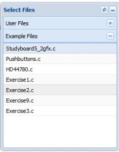 Select files - windows - Click to enlarge