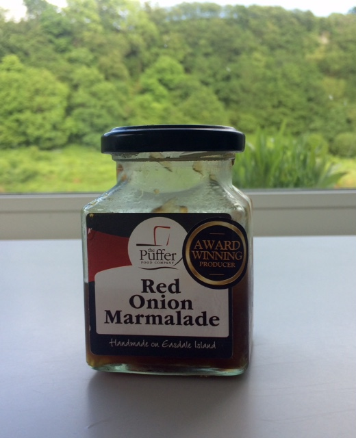 redonion marmalade