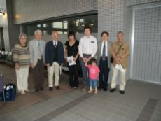 Friends of Mr. Imamura