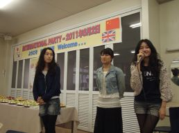 Some of our Chinese students