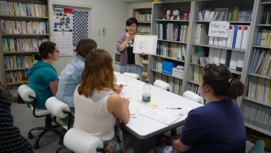 Photo of Teaching Japanese