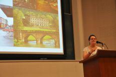Lauren's presentation