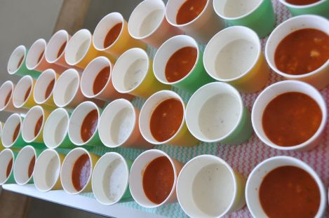 Soup kitchen!