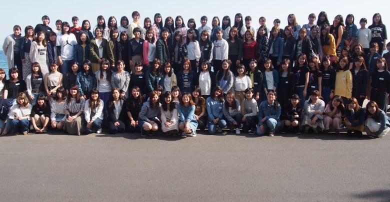 Photo of English Camp 2018 in Sumiyoshihama