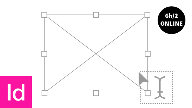 Essenziale InDesign, 3 ore online