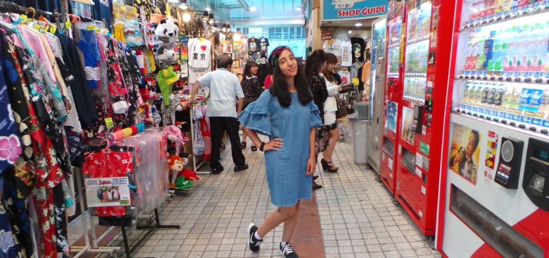 six jours à tokyo - seiraz