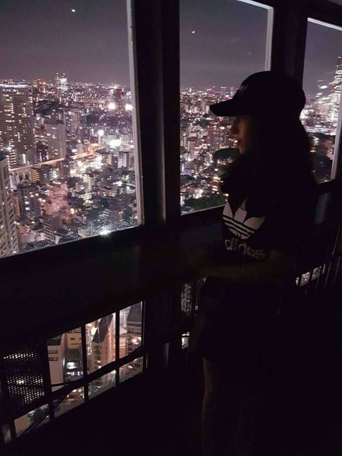 tokyo tower view seiraz