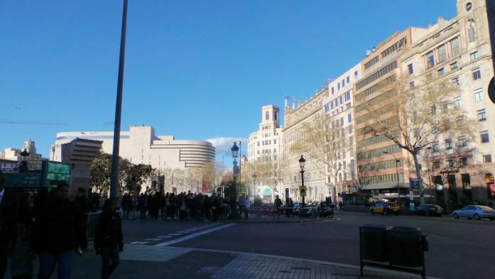 Plaça de Catalunya - seiraz