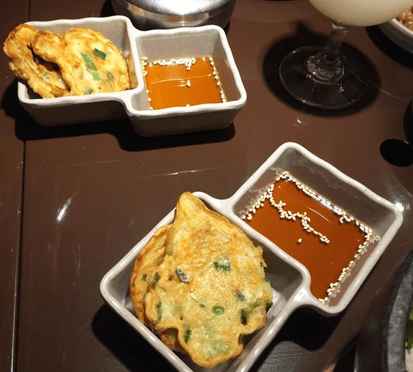 Joayo - galette coréenne