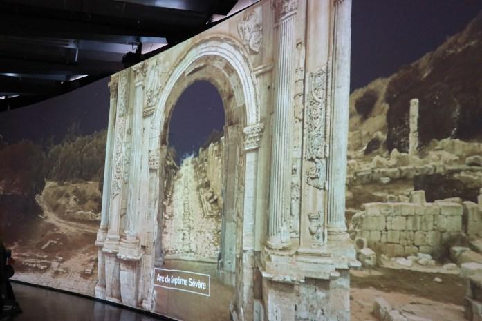 Arc de Septime Severe - Letis Magna