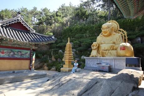 Haedong Yonggungsa - bouddha