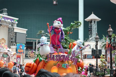 happy halloween - lotte world