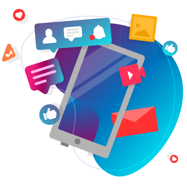 Producto Seis60 - social media y blog