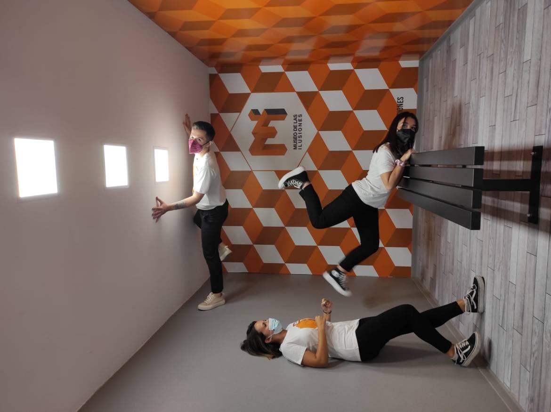 Seis60 ejecuta el Plan de Comunicación del Museo de las Ilusiones en Sevilla