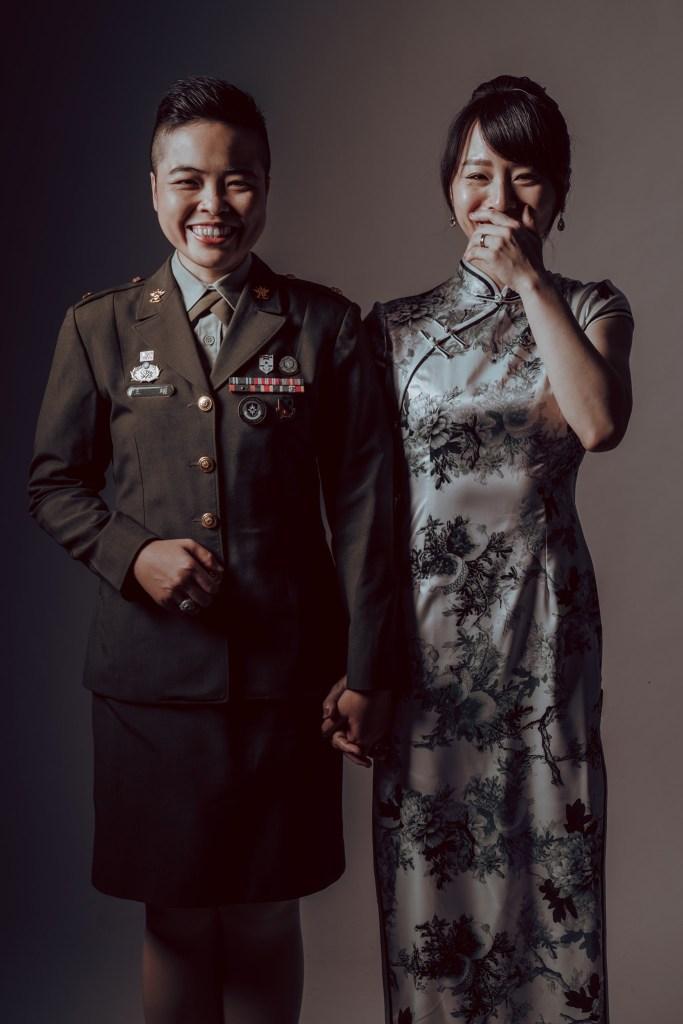 Chen Ying-xuan Li Wan-zhen