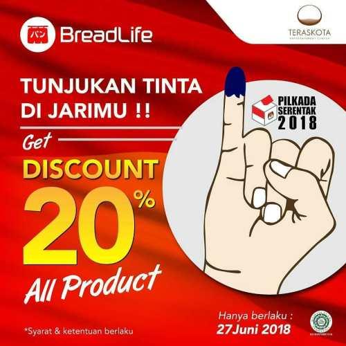 Promo Breadlife