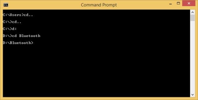 command prompt kontak