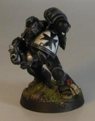 Marine with bolter 2