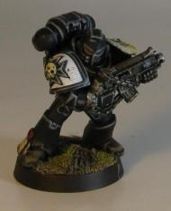 Marine with bolter 3