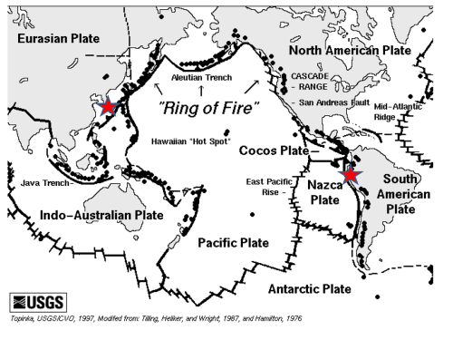 small resolution of diagram showing ring of fire