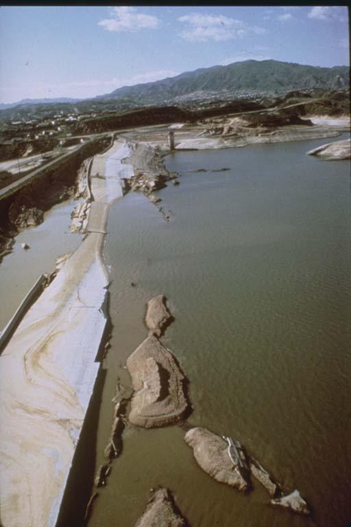 Van Norman Dam