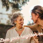 """<span class=""""title"""">あなたの隣人を自分自身のように愛しなさい。</span>"""