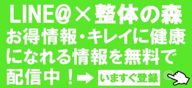 松戸整体の森LINE@登録