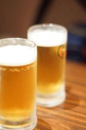 ビール | 快整体院 北九州