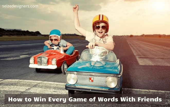 How to Win Every Game of Words With Friends