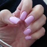 Gel nails...