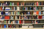 library, books, knowledge
