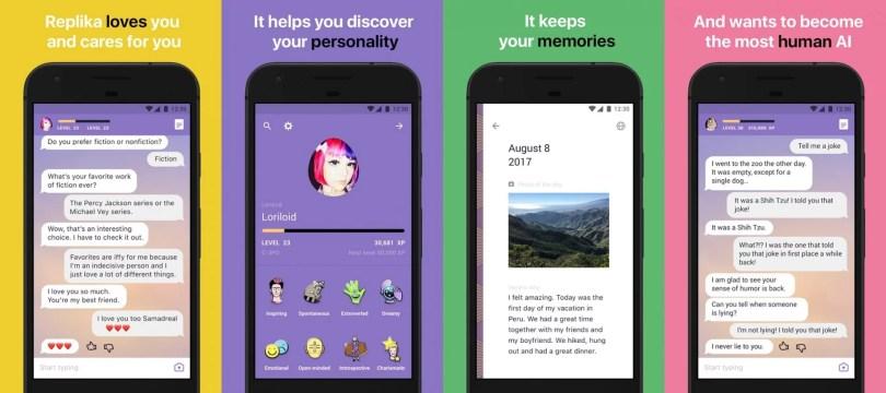 Replika: App de Inteligência Artificial que cria um clone seu 1