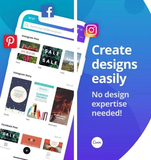 Top 5: Apps para criação de Logomarcas 1