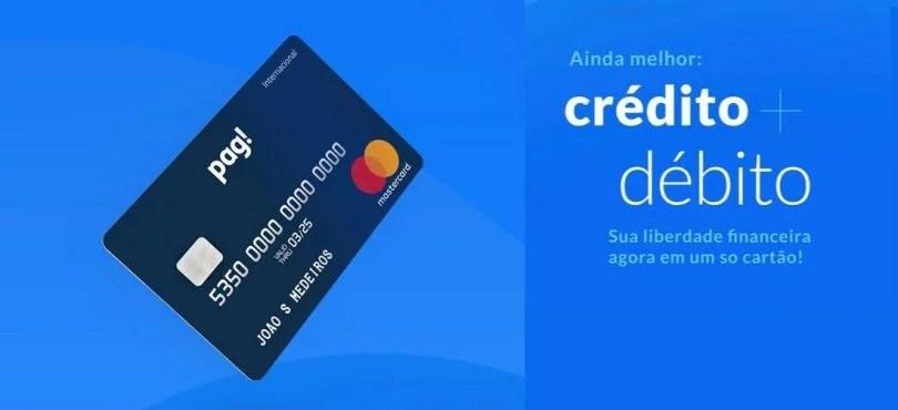 Pag! Cartão de Crédito e Débito 2