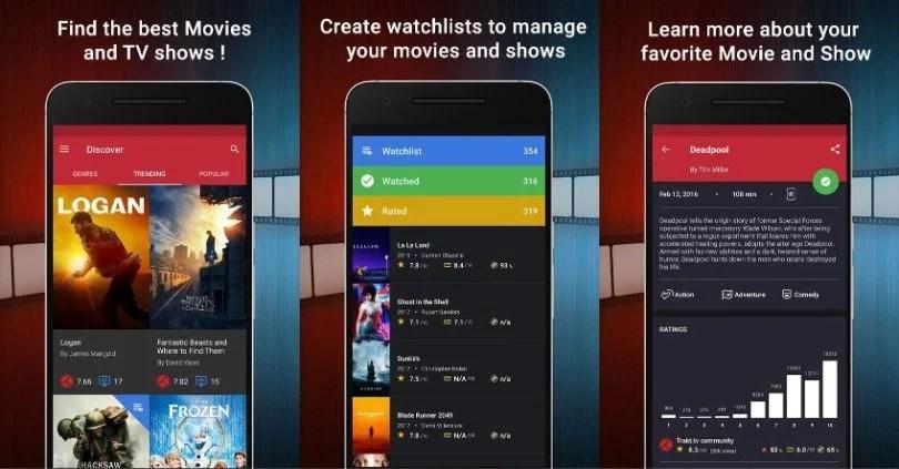 4 Aplicativos para acompanhar Séries e Filmes pelo Smartphone 1
