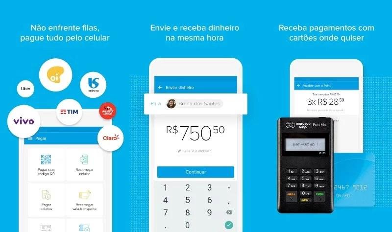 3 Apps para pagar Contas e Boletos com Cartão de Crédito 1