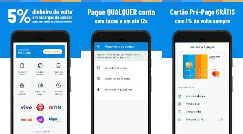 3 Apps para pagar Contas e Boletos com Cartão de Crédito 3