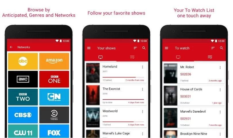 4 Aplicativos para acompanhar Séries e Filmes pelo Smartphone 4