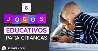 8 Aplicativos e jogos educativos para crianças