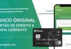 Banco Original Cartão de Crédito e Conta Corrente 1