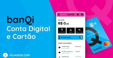 Nova Conta Digital banQi