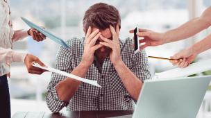 estresse no trabalho